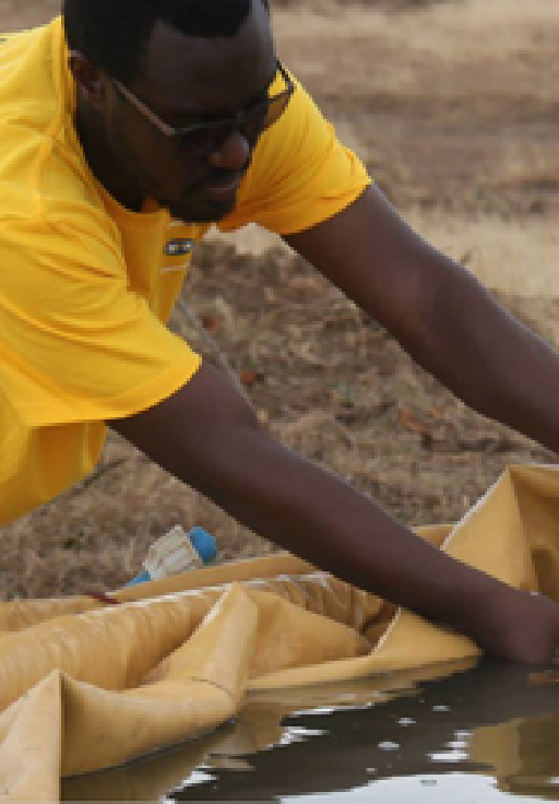 MTN ends employee volunteerism programme on a high note