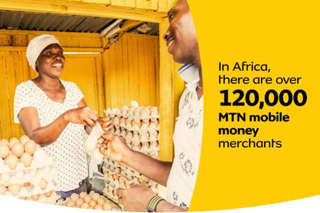 120,000 Mobile Money Merchants