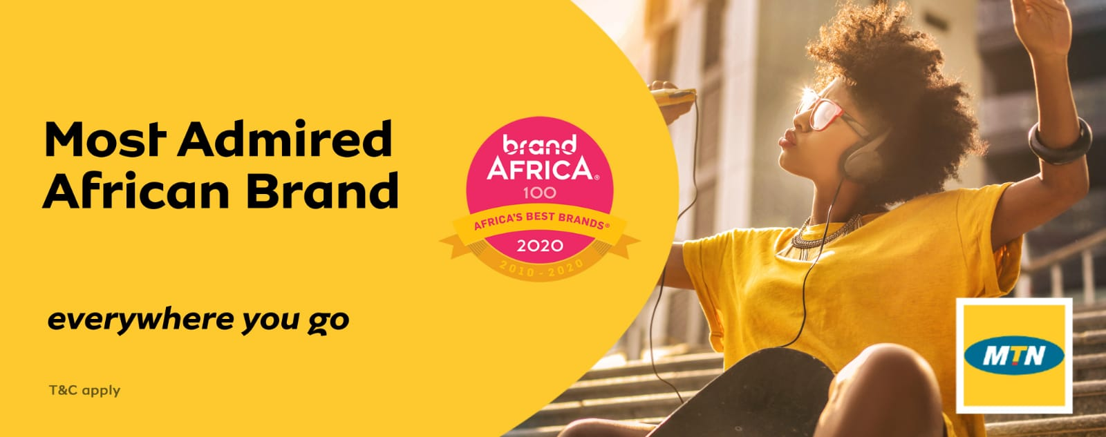 MTN remains the most admired African brand