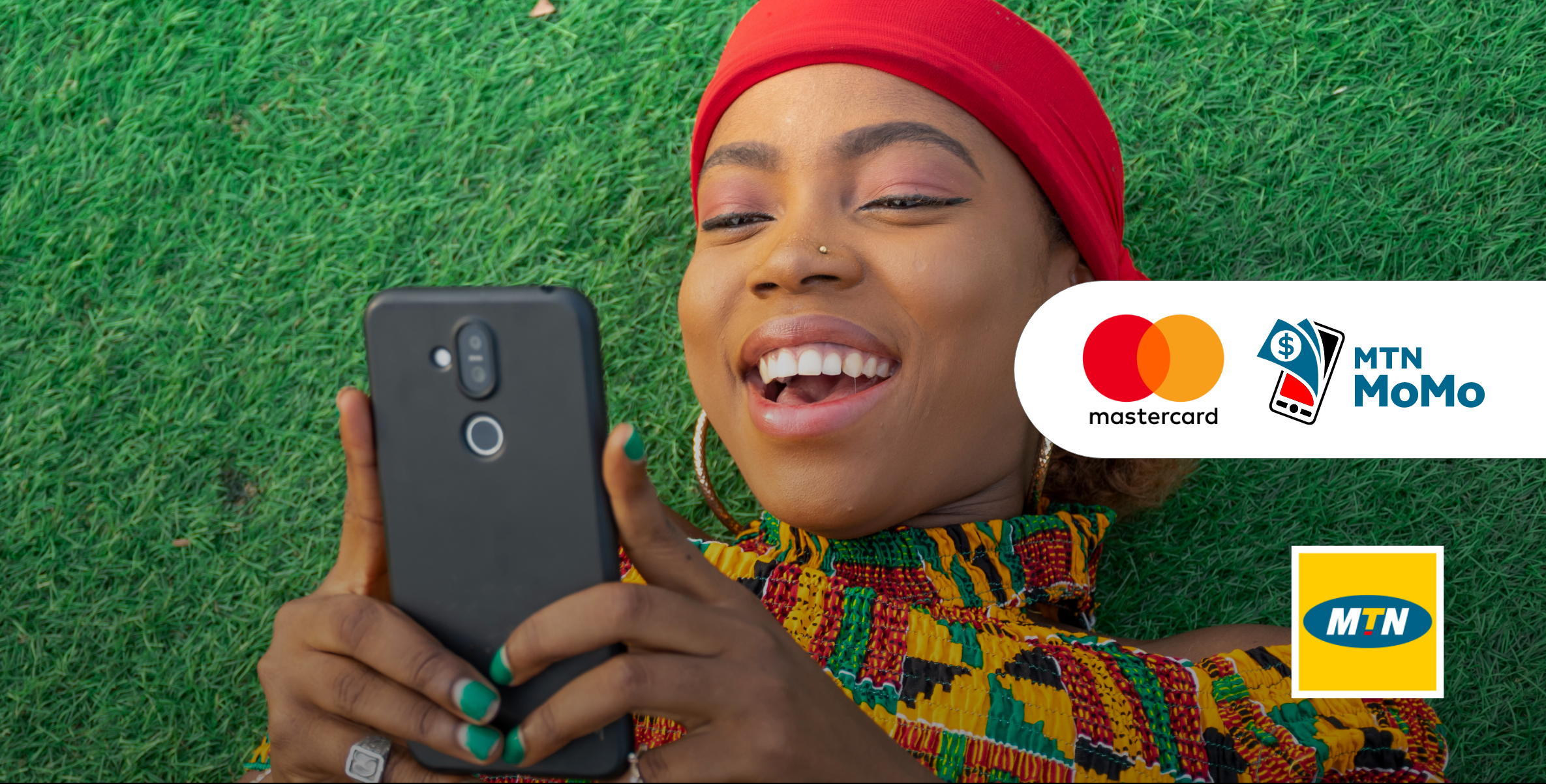 Mastercard and MTN empower millions of consumers in Africa to make payments on global platforms