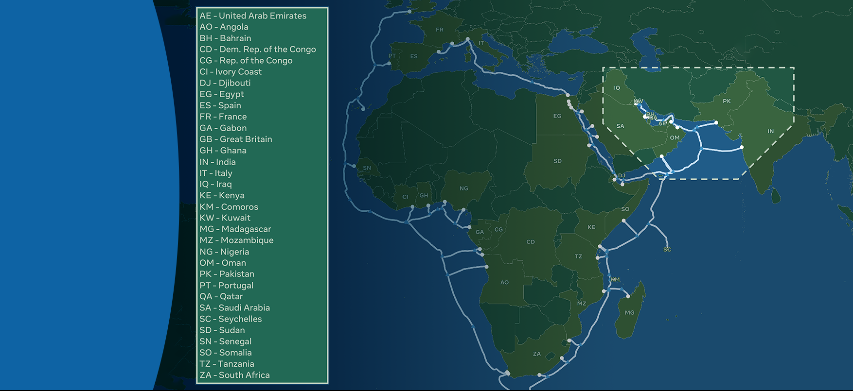 2Africa – Now the longest subsea cable in the world